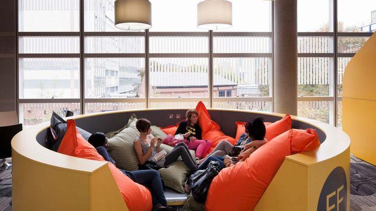 Wish I had this at my University...The Hub at Coventry University