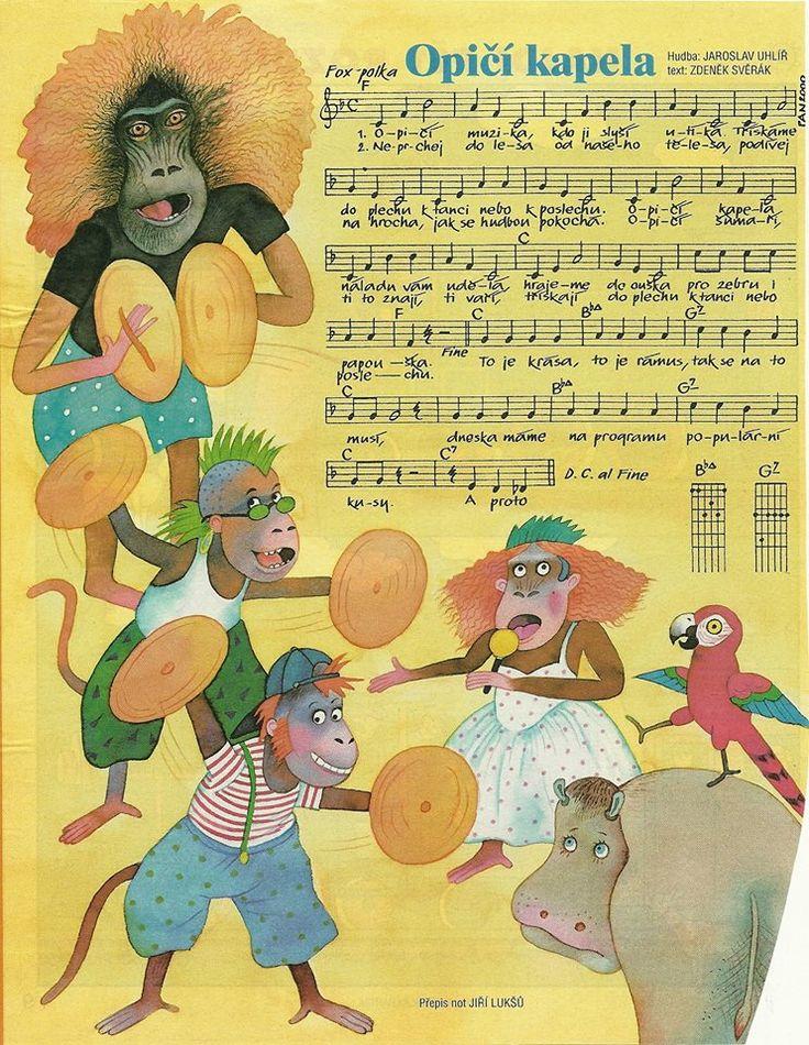 opičí kapela