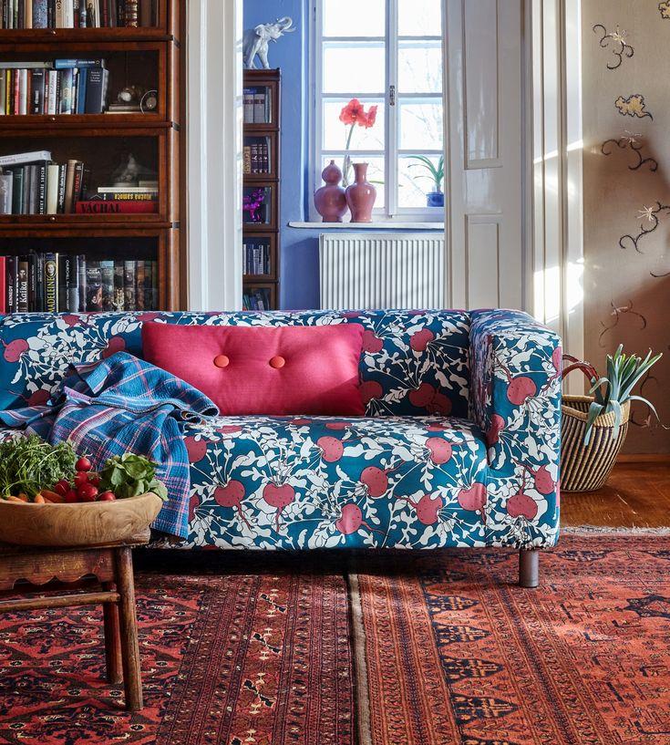 best 25 ikea klippan sofa ideas on pinterest red kola nordic living and warm colours. Black Bedroom Furniture Sets. Home Design Ideas
