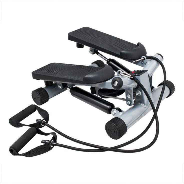 Super Mini stepper fitness: modalitatea comoda de a ramane in forma
