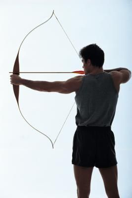 Muscle Exercises for Archery - Good shoulder warm-up moves as well. I need this so bad haha... Sick of only shooting 18 lbs!