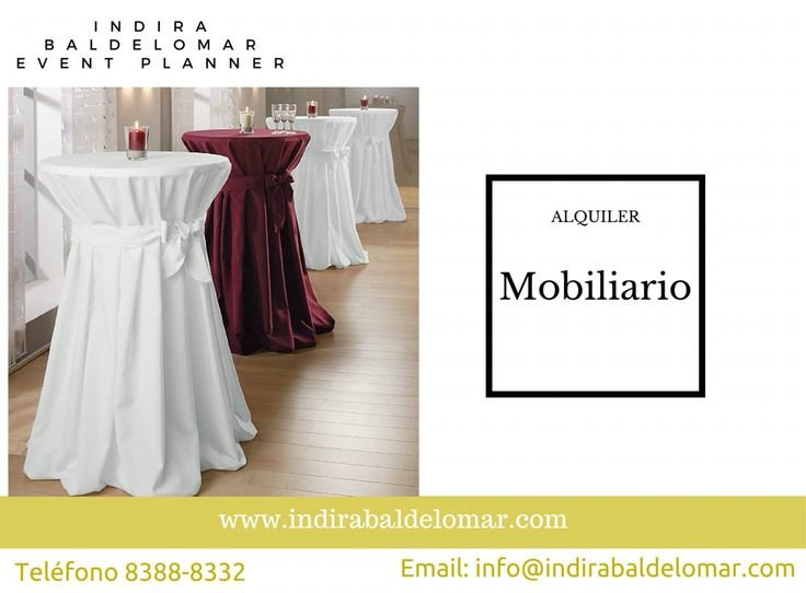 Alquiler de Toldos, Mesas redondas, Mesas rectangulares, sillas, mantelería, cristalería, mesas cocteleras en Managus