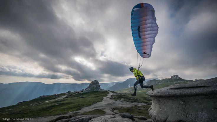 Speedflying in Romania on Vimeo