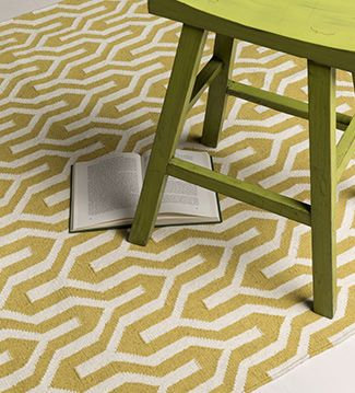 retro meets modern style in this flat weave rug from the fallon collection designed by meyers meyers rosenwald for surya