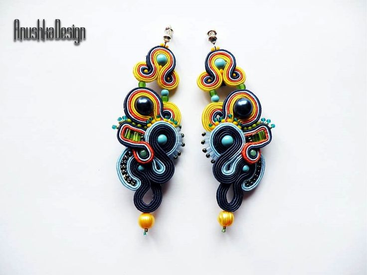 "Kolczyki, Earrings ""GABI"""