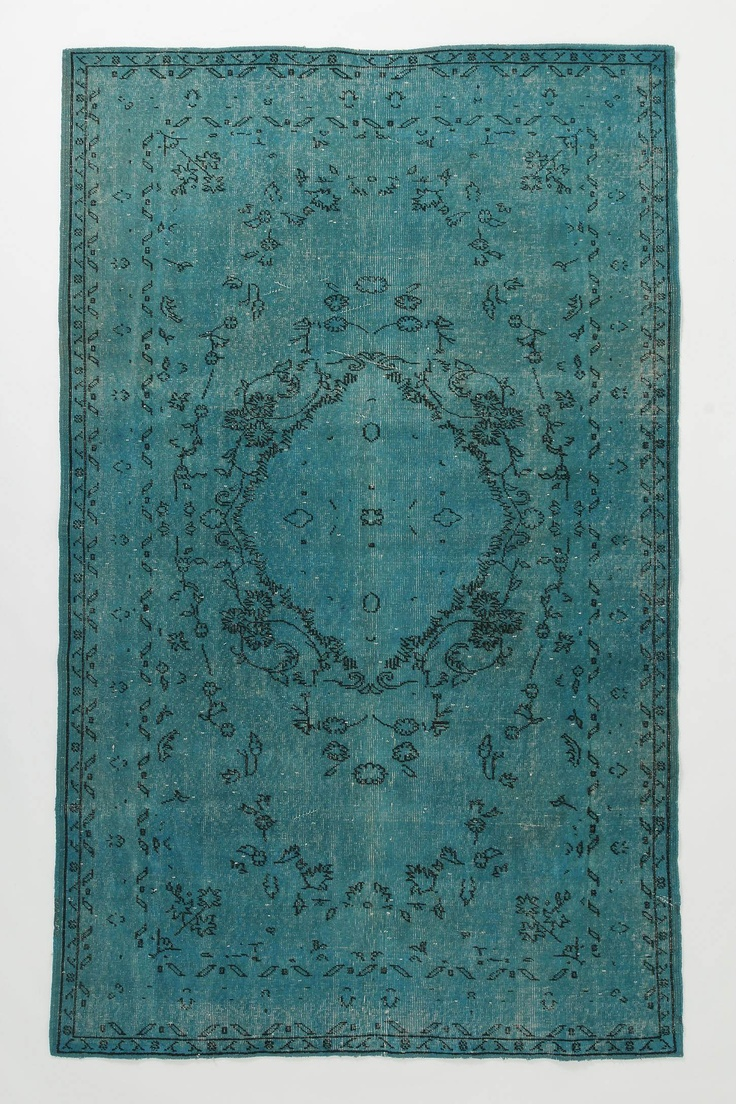 Love This Turquoise Rug Turquoise Teal Pinterest