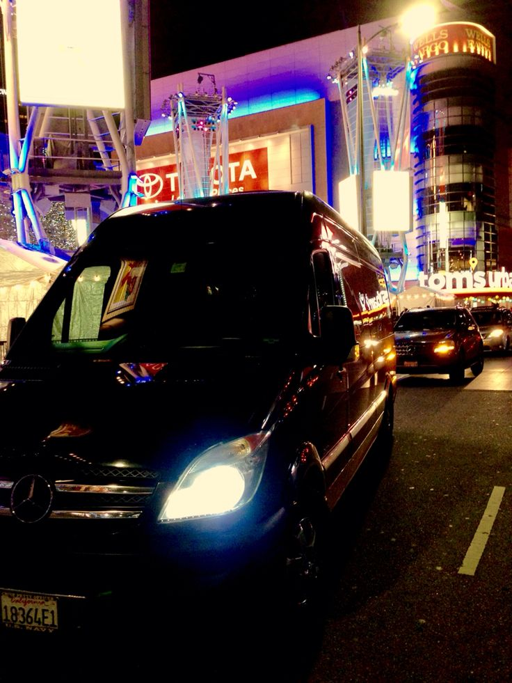 8 Best Southern California Mercedes Sprinter Limo Service