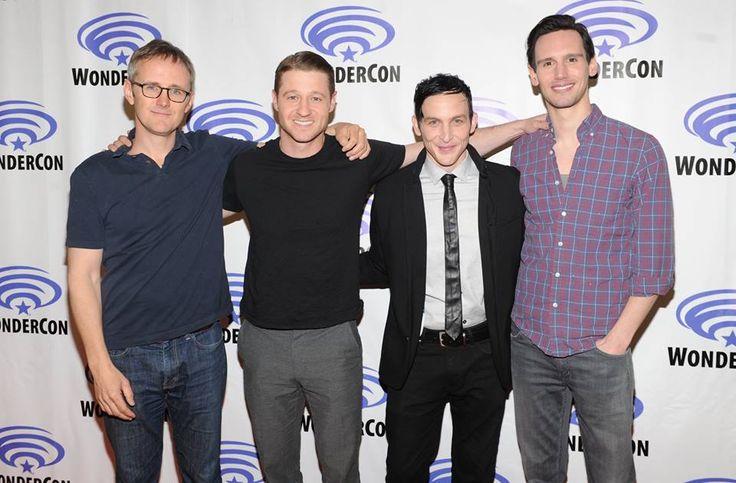 Gotham cast at WonderCon 2015.
