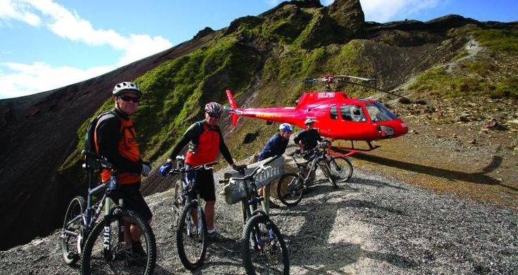 Mountain biking tours in New Zealand add adventure