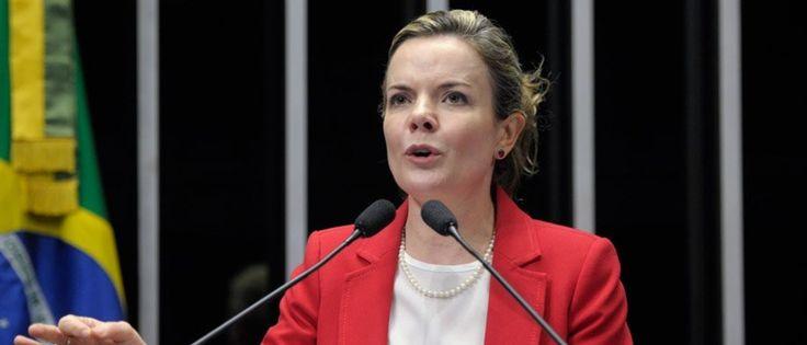 Noticias ao Minuto - Ministro do STF abre inquérito contra a senadora Gleisi Hoffmann