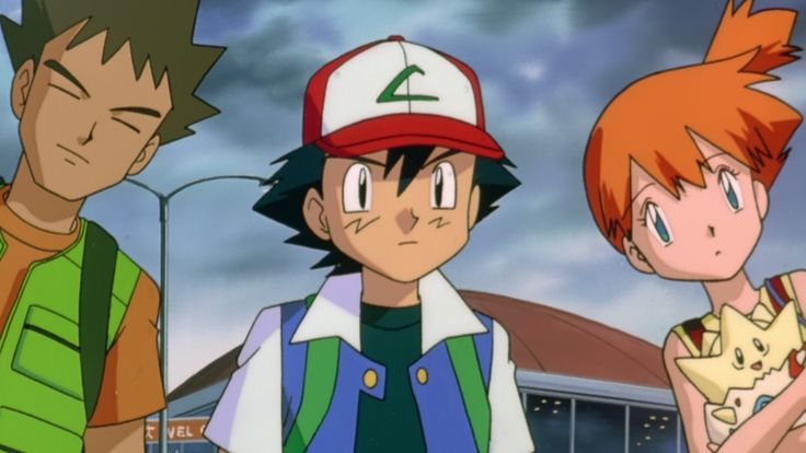 The Newest POKEMON Movie Will Retell The Indigo League Story Without Brock And Misty — GeekTyrant