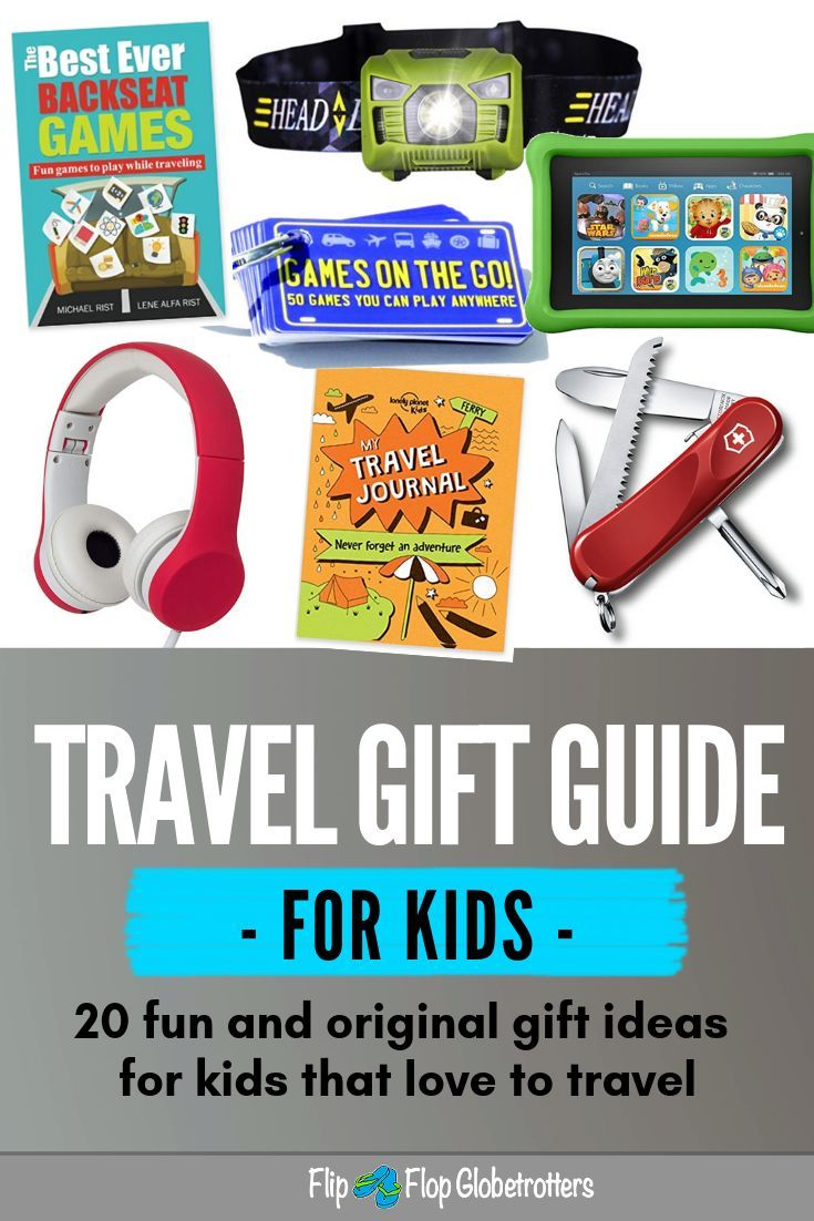 2019 Christmas Travel Ideas With Kids 2019 Best travel gifts for kids   Christmas   Best travel gifts