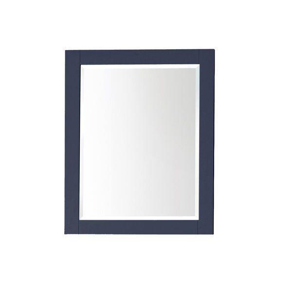 Holdrege Surface Mount Framed Medicine Cabinet Joss Amp Maincharlton Home Eagle Medicine Cabi In 2020 Rectangular Bathroom Mirror Framed Mirror Wall Frames On Wall