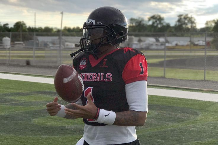 Arkansas Baptist alum Justin Billiot is preparing to make his debut with the Pontiac Generals of the Rivals Professional Football League this weekend.  The RPFL, which is considered a developmental league that sends many players on to the Canadian Football League and NFL, is made up of eight teams with four teams each in Michigan and Florida.