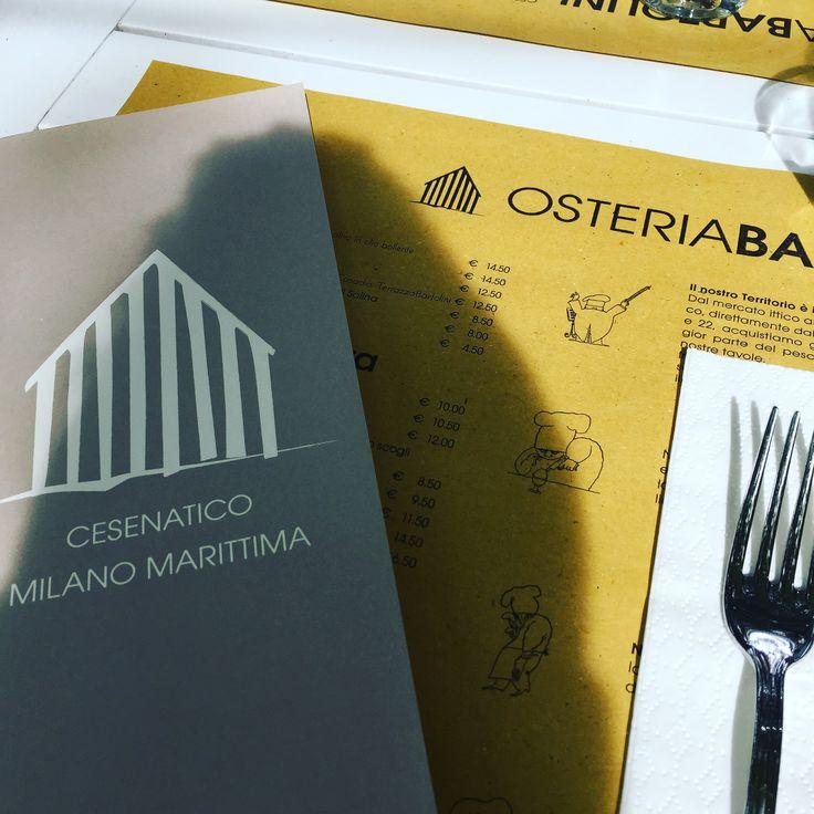 Osteria Bartolini Bologna