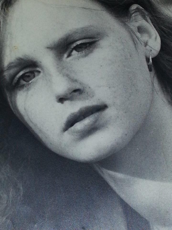☢ Christiane en 1978.