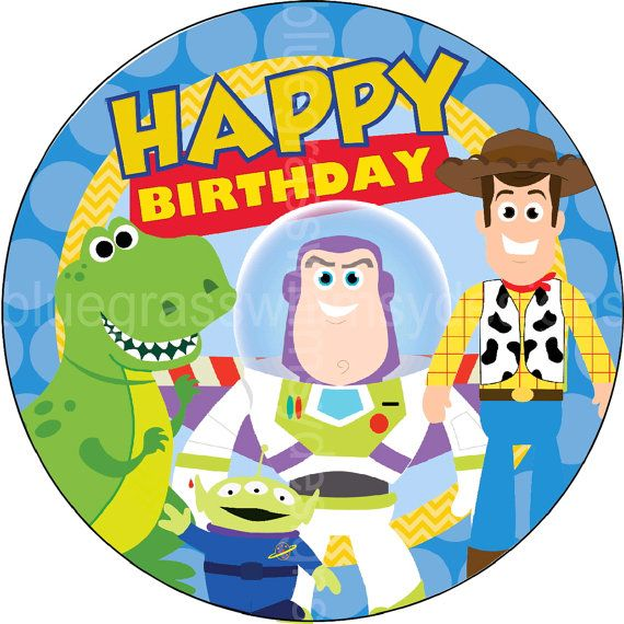 Cheap Toy Story Cake Toppers