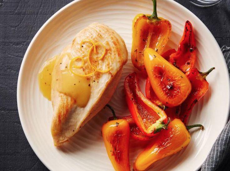 Poulet à l'orange savoureux | Le Poulet du Québec