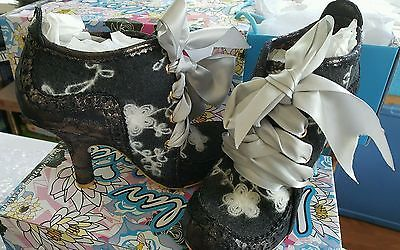 Irregular Choice Abigals 4th Party Bootie
