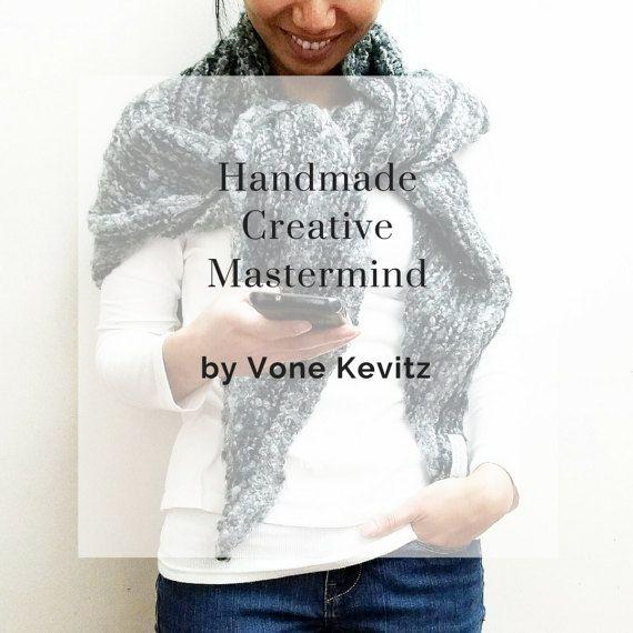 EBook Handmade Creative Mastermind Vone Kevitz by VoneKnits