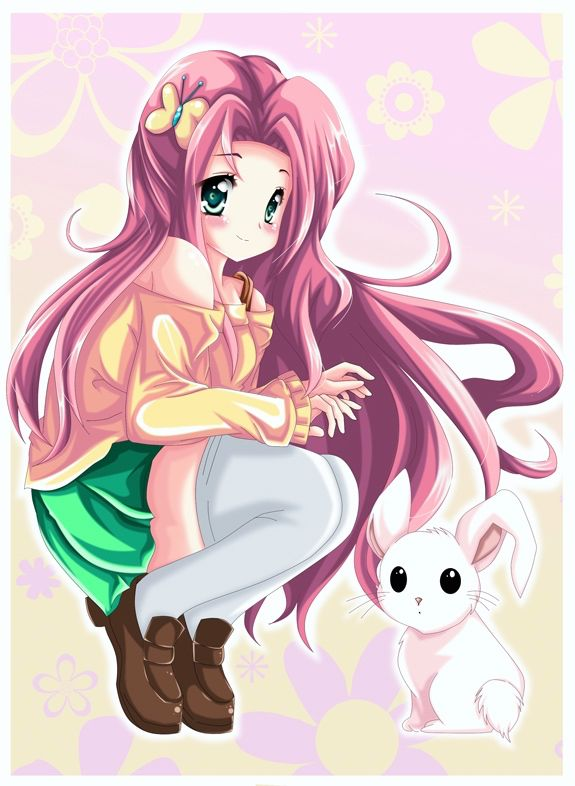 My Little Pony Friendship is Magic: Fluttershy by kiriche.deviantart.com on @DeviantArt