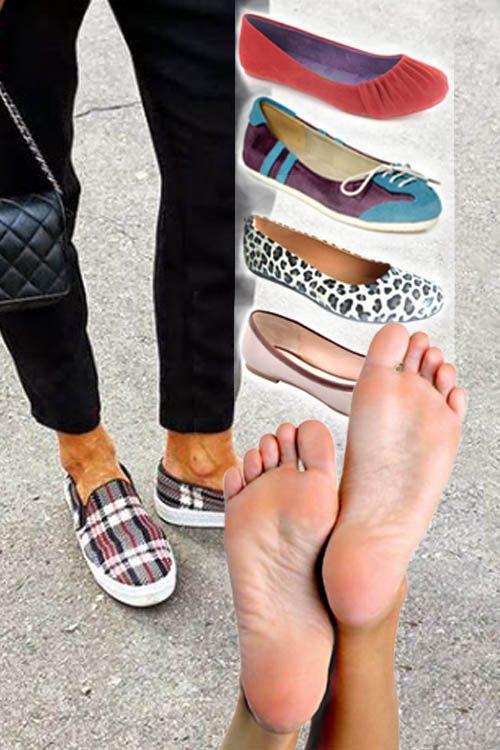 Inilah jenis sepatu wanita yang paling aman dan nyaman