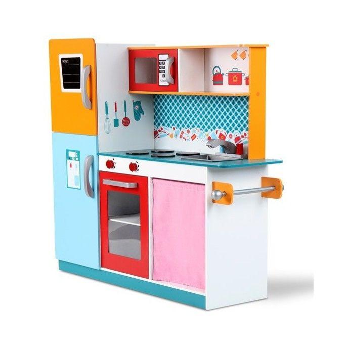 Lasten keittiö Candy, 189,95 €. Tämä leikkikeittiö antaa monta tuntia hauskanpitoa nuorelle kokille ja hänellä on kaikki mitä tarvitaan tekemään herkullinen ateria. Keittiö on erittäin turvallinen ja se on tehty puusta ja MDF jossa on pyörennetyt kulmat ja reunat. Leikkikeittiö on varustettu karkki aiheisella teemalla! Ilmainen kotiinkuljetus! #lastenkeittiö