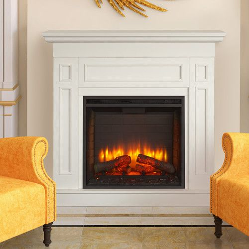 Simplifire Monarch Electric Fireplace
