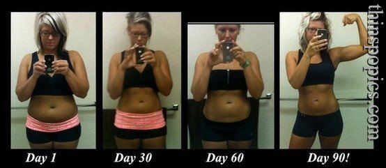 Weight loss inspiration. (stumbled on this at http://thinspopics.com )