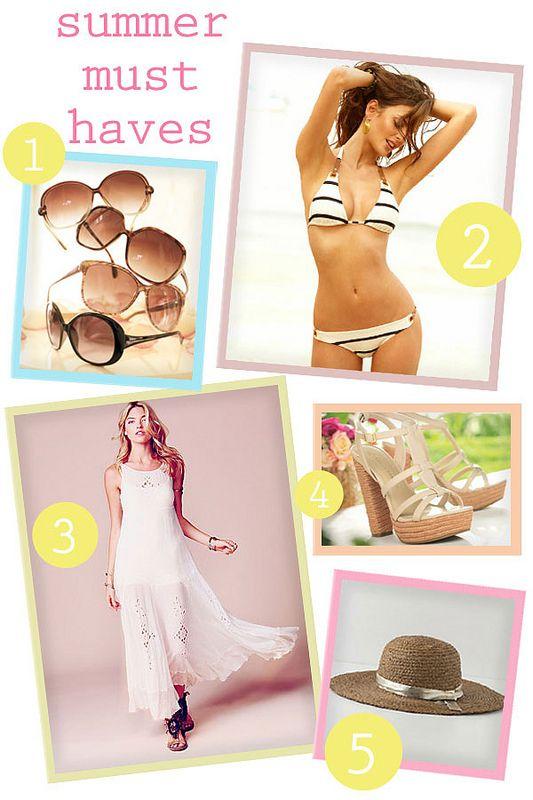 Lauren Conrad's summer must-haves: Conrad S Summer, Summer Sandals, Bikinis Body, Summer Must Hav, Summer Style, Style Must Hav, Cute Summer Outfits, Style Guide, Conrad Summer