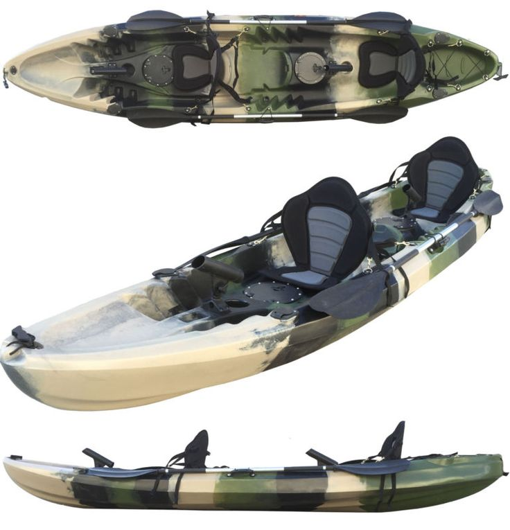 17 best ideas about 2 person fishing kayak on pinterest for Two seater fishing kayak