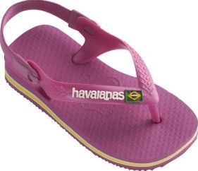 Havaianas Baby Brasil Logo Pale pink 25/26 Details : Elastic Strap This size is normal Composition : 100% Rubber http://www.comparestoreprices.co.uk/january-2017-7/havaianas-baby-brasil-logo-pale-pink-25-26.asp