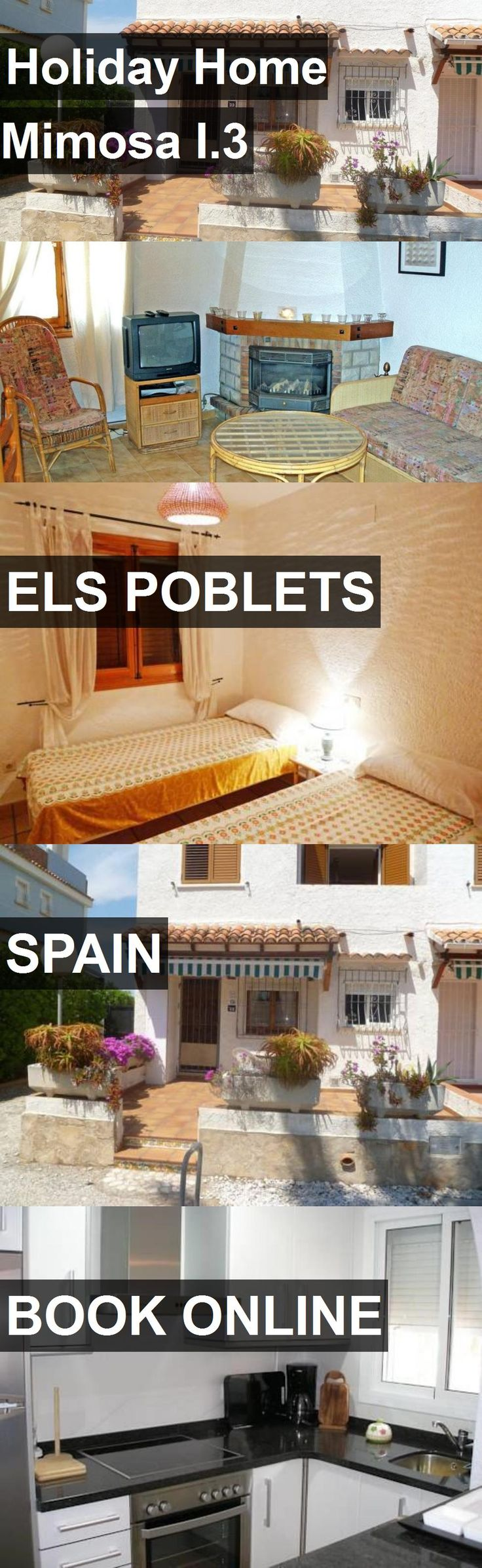 Hotel Holiday Home Mimosa I.3 in Els Poblets, Spain. For more information, photos, reviews and best prices please follow the link. #Spain #ElsPoblets #HolidayHomeMimosaI.3 #hotel #travel #vacation