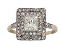 Rings | Vintage | Lannah Dunn Fine Jewellery