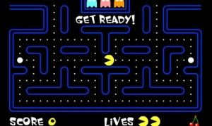 online games archive - play pacman online