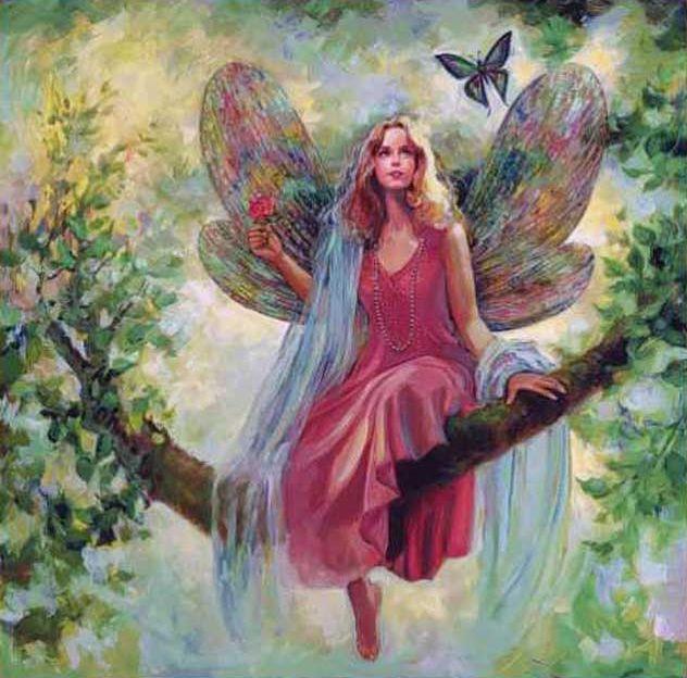 Mary Baxter St. Clair ~ Magical Fantasy painter | Tutt'Art@ | Pittura * Scultura * Poesia * Musica |