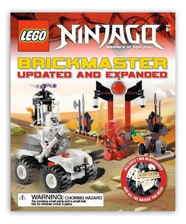 ninjago brickmaster updated and expanded
