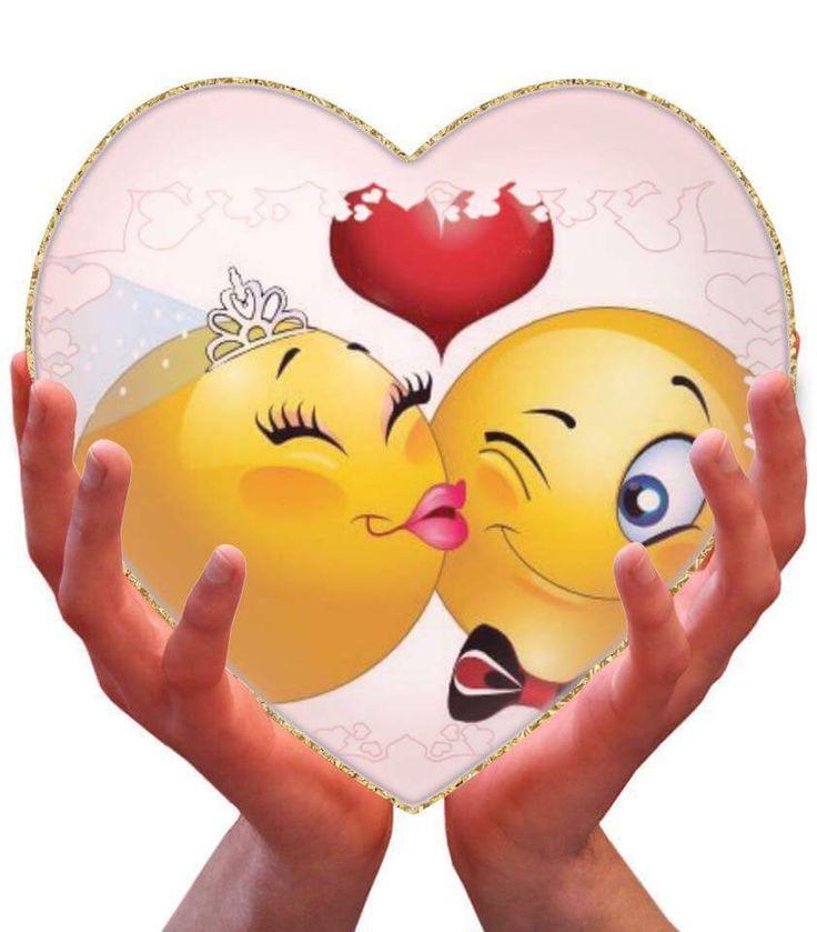 Смайлики картинки с любовью подруге