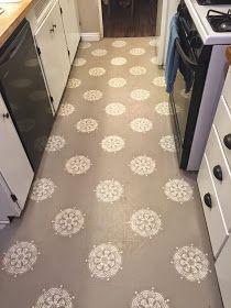 best 20+ linoleum kitchen floors ideas on pinterest   painted