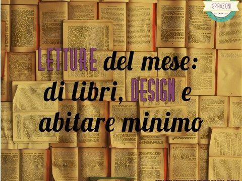 Siete alla ricerca di letture un po' impegnate per questo mese? Tutorial, guide pratiche o manuali alla scoperta del mondo del design? Qui la mia top 3 del mese.