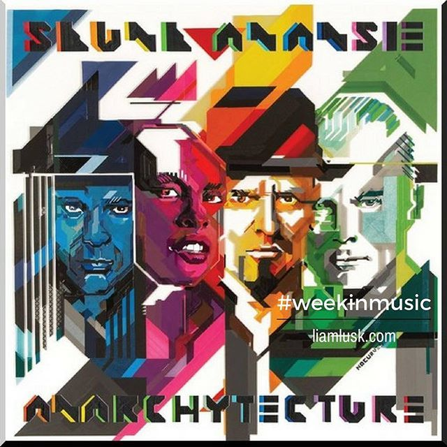 #weekinmusic #greatmusic From #2016 the newest album from #skunkanansie entitled #anarchytecture - #alternativerock #indierock #hardrock #britrock #uk #ukbandsCheck out the #weekinmusic section of my blog at http://liamlusk.com/category/week-in-music/