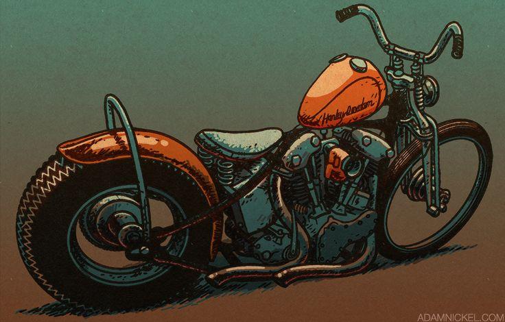 Harley Davidson. ❣Julianne McPeters❣ no pin limits