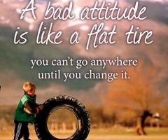Change it: Fit Body, Remember This, Flats Tired, Bad Attitude, Make A Difference, So True, Weights Loss, True Stories, Positive Attitude