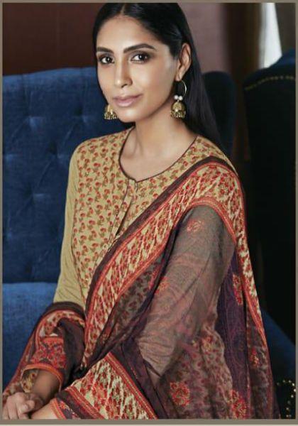 541e6f3e85 Alvina Itrana Sahiba Cotton Fabric Digital Printed Salwar Suits 348 ...