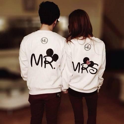 (L) mickey and minnie