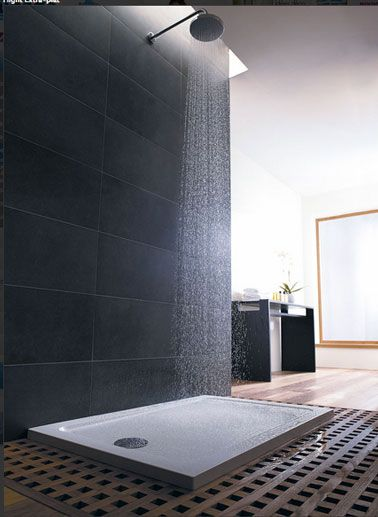 69 best images about douche italienne on pinterest belle shower walls and design. Black Bedroom Furniture Sets. Home Design Ideas