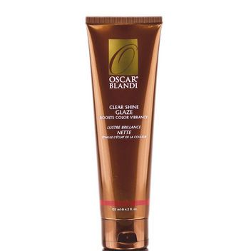 *Oscar Blandi Vivid Clear Shine Glaze, $28:  Use this popular pick as a five-minute weekly treatment and/or add a bit to your daily conditioner to seal the hair cuticle, tame frizz and help hair look its glossiest.