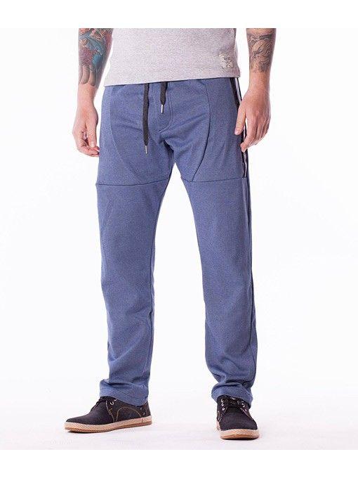 Pantaloni barbati sport BENTLI gri inchis