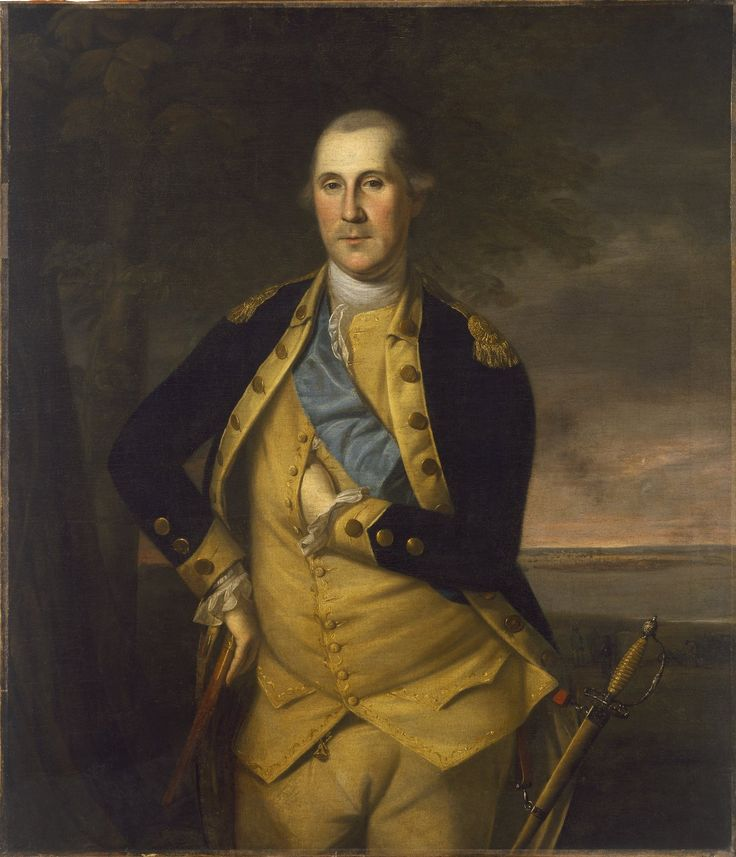 George Washington was born on February 11. Two characters in the trilogy knew Washington--do you know which ones?