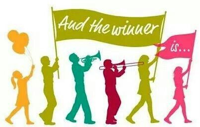 Winner is.....cliff hanger!